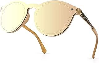 Futuristic Shield Rimless Mirrored Lens Sunglasses MEO5