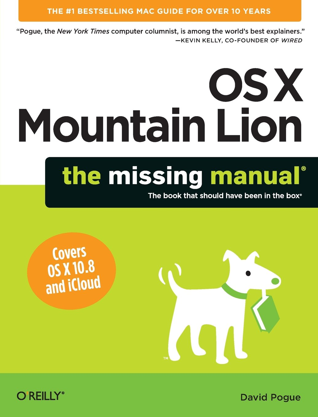 Image OfOS X Mountain Lion: The Missing Manual