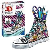 Ravensburger Surprise Puzzle 3D Sneaker L.O.L, Multicolor (11163)