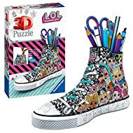 Ravensburger LOL Surprise! Trainer 3D Jigsaw Puzzle for Kids Age 8 Years Up - 108 Pieces - Shoe - Sn...