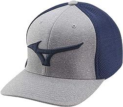 قبعة جولف ذات شبكة ملائمة من ميزونو (مقاس واحد)