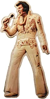Midsouth Products Elvis Sign - White Jumpsuit Diecut