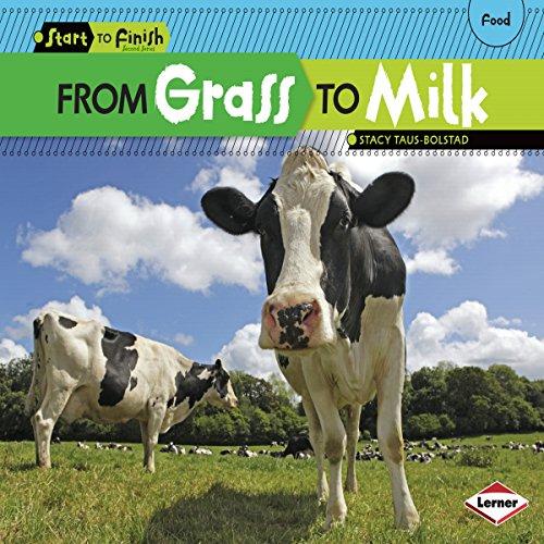 From Grass to Milk copertina
