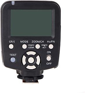 Yongnuo YN560-TX - Controlador inalámbrico de Flash para cámaras DSLR Réflex Nikon D5200 D90 D7100 D800 D3200 D3100