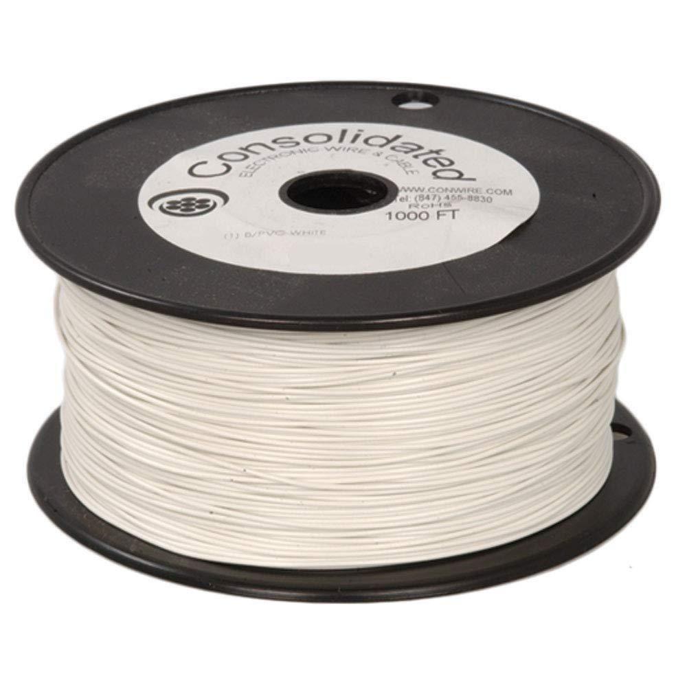Jameco Valuepro 822-9-1000 Hookup Wire 18 AWG Stranded (16x30) T