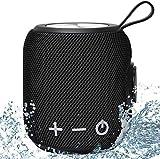 Tragbarer Wasserdichtes IPX7 Bluetooth Lautsprecher SANAG Bluetooth5.0 Speaker mit Deep...