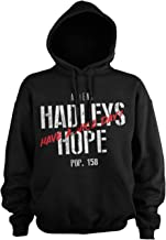 Officially Licensed Aliens - Hadleys Hope Big & Tall Hoodie (Black)