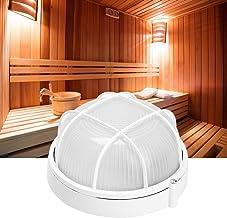 Sauna-Licht, professionelle runde helle explosionssichere Lampe der hohen Temperatur für Badezimmer-Sauna-Dampf-Gebrauch 2...