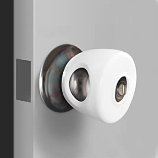 Door Knob Safety Cover (4 Pack) Child Proof Doors - Child Safety Covers - Little Giggles