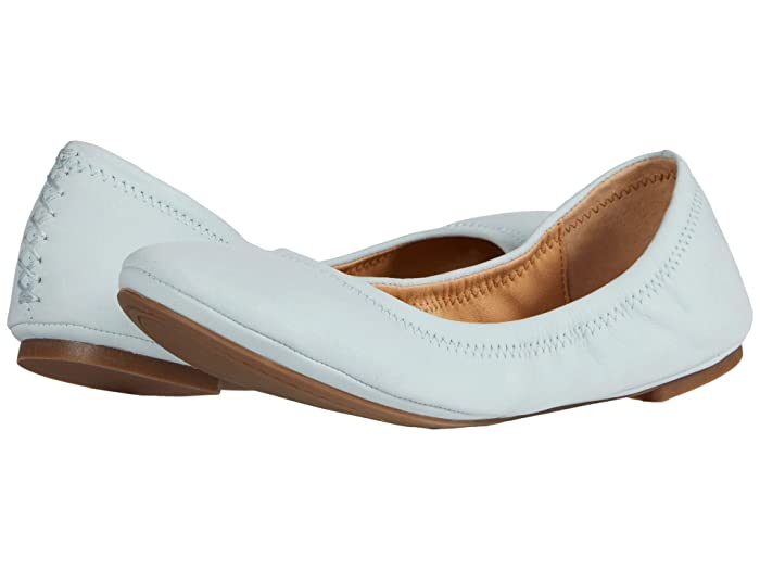 Lucky Brand  Emmie (Blue Glow) Womens Flat Shoes