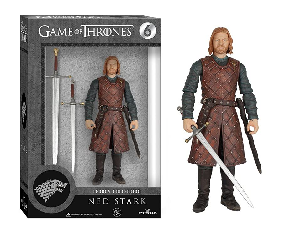 afgugt006?–?Game of Thrones?–?Ned Stark?–?Legacy Action Figure S.1