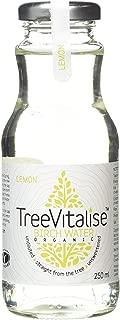 TREEVITALISE ORG BIRCH WATER Birch Water Lemon Infusion 250ml (PACK OF 5)