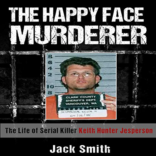 The Happy Face Murderer cover art