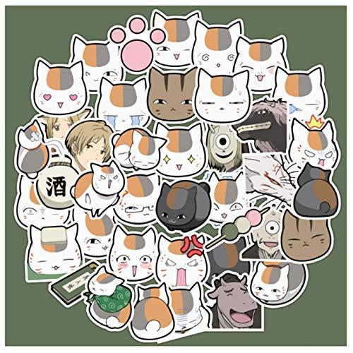 Cartoon Cat Teacher Hand Account Sticker Emoji Bag Computer Water Cup Mobile Phone Sticker