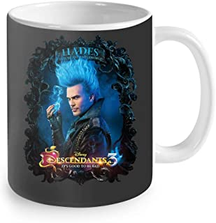 Disney Channel Descendants 3 Hades Coffee Mug 11oz