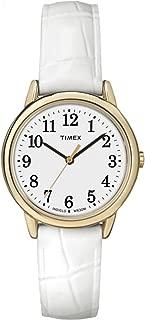 ladies white strap watch