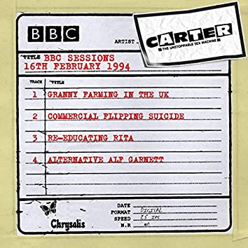 BBC Radio One Session (16 February 1994)