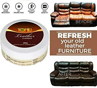 Dragon Honor Hot Sale 2019 Multi-Function Leather Refurbishing Agent Cleaning Cream, Magic Wipe Cleaner, Cleaner Care Detergent