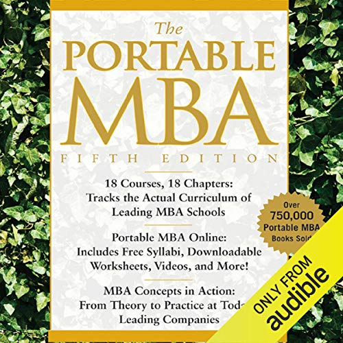The Portable MBA Titelbild