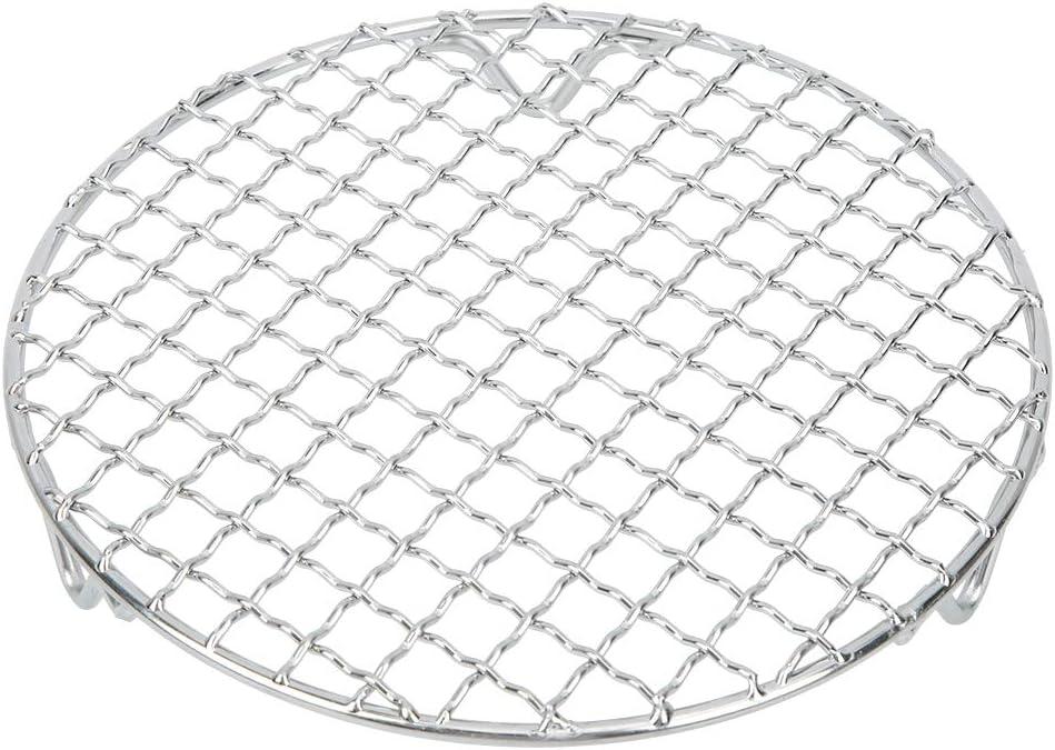 SunshineFace Multipurpose Minneapolis Mall 4 years warranty Stainless Steel Mesh Wire Baking Grill