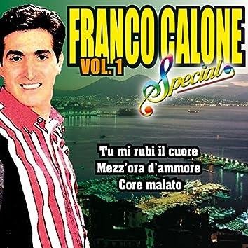 Franco Calone, Vol. 1