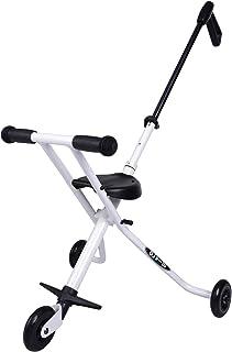 Micro TR0001 Trike Stroller, White