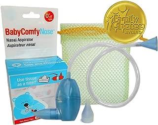 BabyComfy Nasal Aspirator — The Snotsucker — Hygienically & Safely..