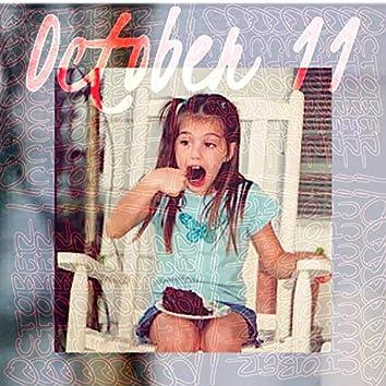 October 11 (feat. Ivan D.C. & Orchestereo)
