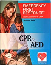 Padi Emergency First Response CPR & AED Course Participant Manual