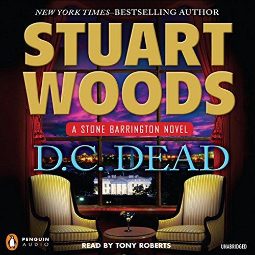 D.C. Dead audiobook cover art