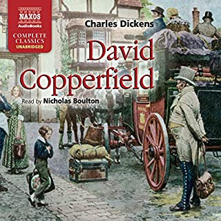 David Copperfield [Naxos AudioBooks] audiobook cover art
