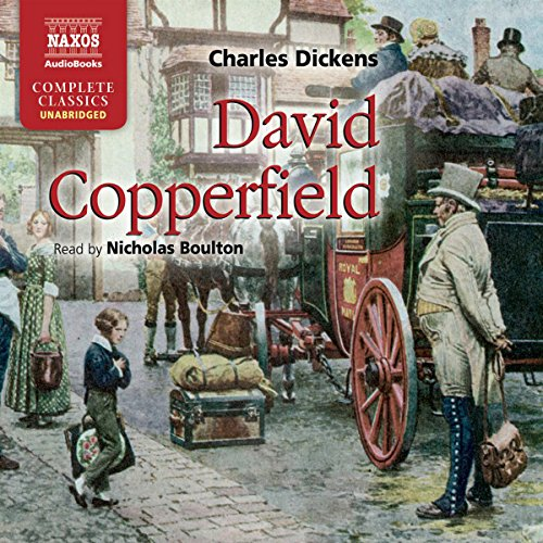 Couverture de David Copperfield [Naxos AudioBooks]