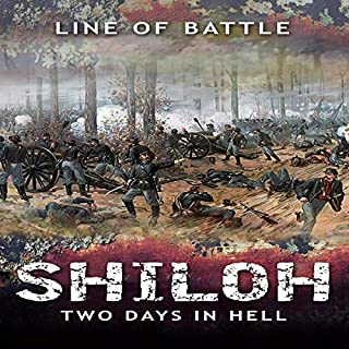 Shiloh: Two Days in Hell audiobook cover art