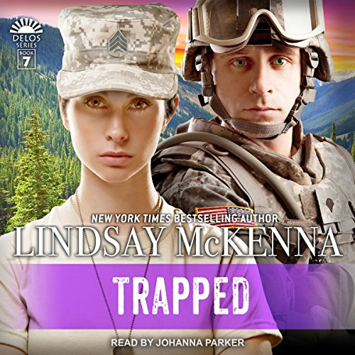 Trapped Audiobook By Lindsay McKenna cover art