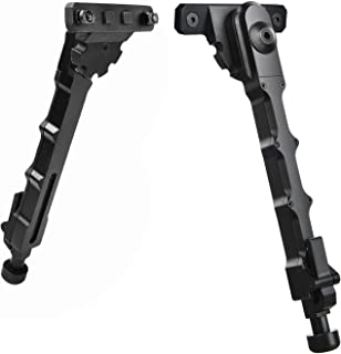 MidTen Tactical M-LOK Bipod 7.5-9 Inches for Outdoor,Range,Hunting and Shooting