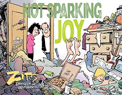 Not Sparking Joy: A Zits Treasury