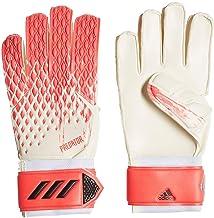 adidas Predator Match handschoenen voor heren, zwart/actred, 9