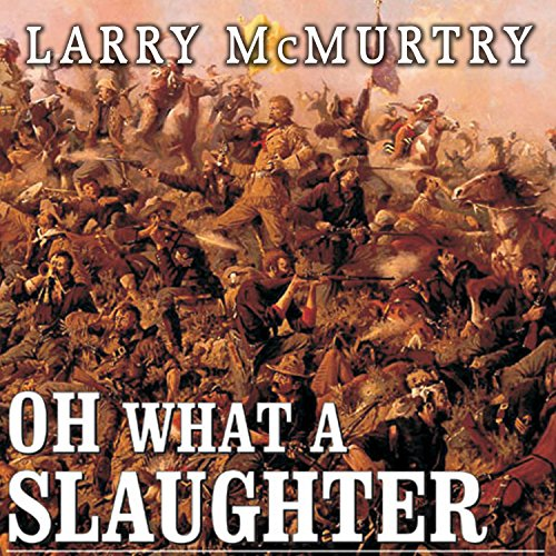 Oh What a Slaughter audiobook cover art