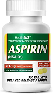 Best aspir low 81mg Reviews