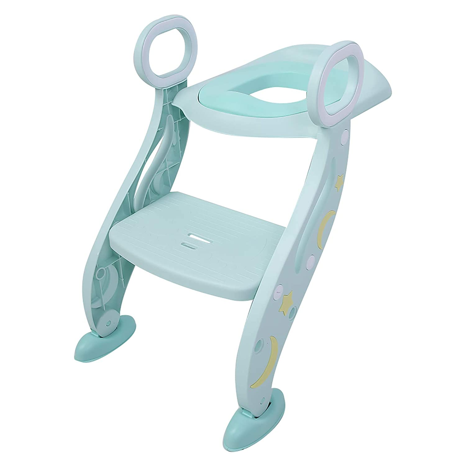 Potty Safe-Potty Training Seat Safely Tampa Mall Anti-Slip Popular with Silicone P