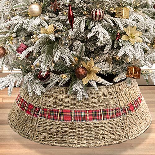Busy Bee Weihnachtsbaumkragen Bauernhaus Christbaumschmuck Alternative Baumrock Weihnachtsbaum Ring
