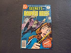 Secrets Of Haunted House #6 Jul 1977 Bronze Age DC Comics