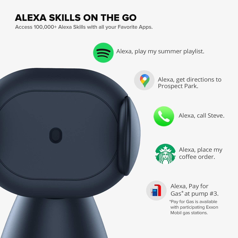 iOttie Aivo Connect, Alexa in Your Car