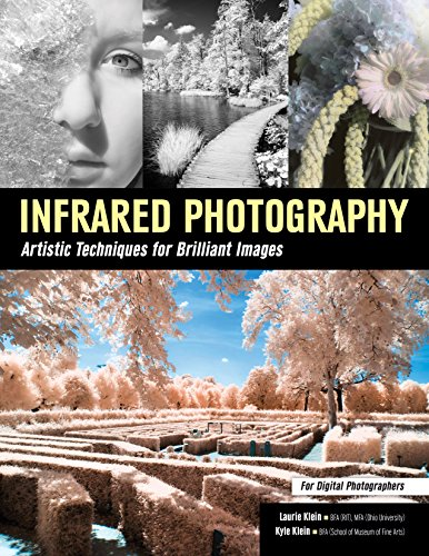Infrared Photography: Artistic Techniques for Digital Photographers