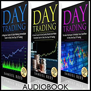 Day Trading, Ultimate Beginner Guide cover art