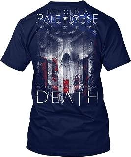 Behold a Pale Horse Death Tshirt - Hanes Tagless Tee