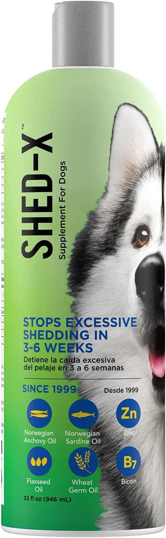 Shed-X 32-Oz Dermaplex Liquid Dog Supplement  $5.04 Coupon