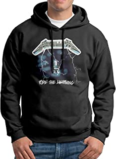 Men's Ride The Lightning Studio Album Metallica Champion Sweatshirts