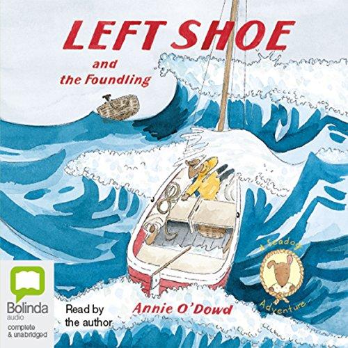 A Seadog Adventure audiobook cover art