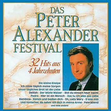 Das Peter Alexander Festival